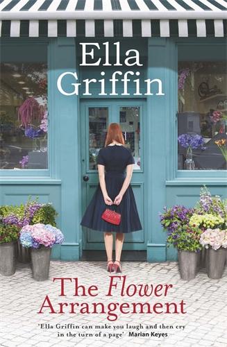 The Flower Arrangement by Ella Griffin cover