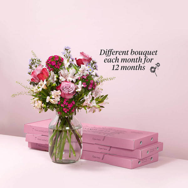 Flowers from Bloom & Wild | Flowers & Gifts